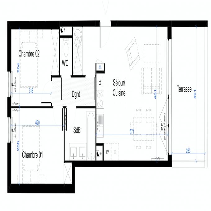 Offres de vente Appartement Candillargues (34130)