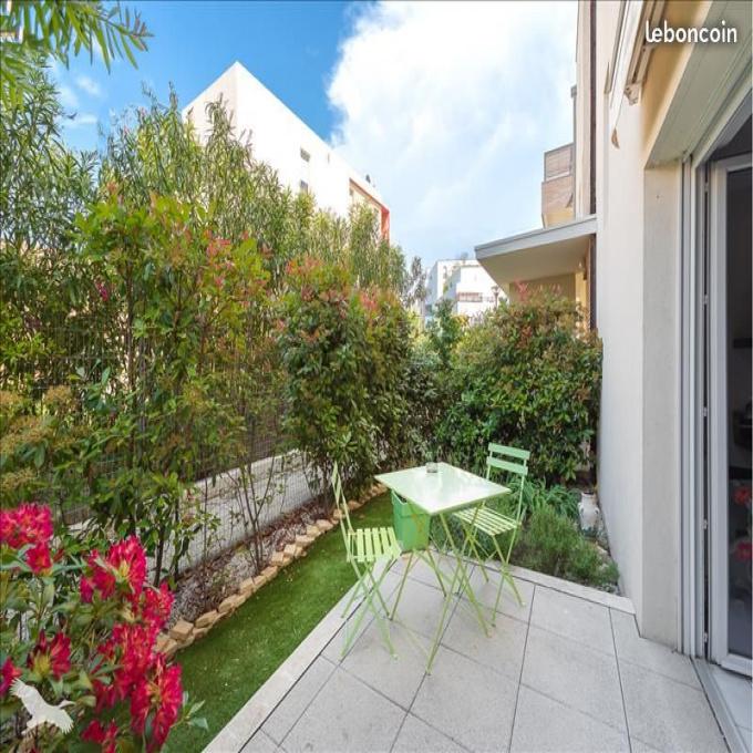 Offres de vente Rez de jardin Montpellier (34000)